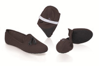 Tassel Slipper Chocolate ( Sold out XS, L Size )