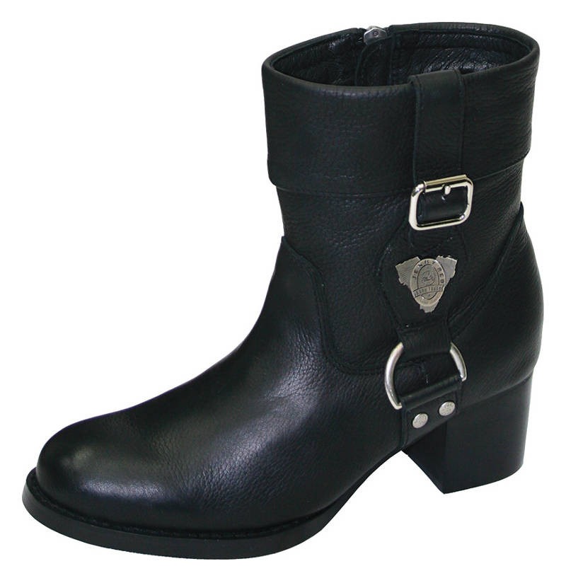Jenny Reb Break Out Womens Motorcycle Boots Koolstuff