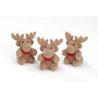 Brown Reindeer