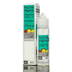 Passion Fruit Raspberry Yuzu - Pacha Mama eLiquid 60mL