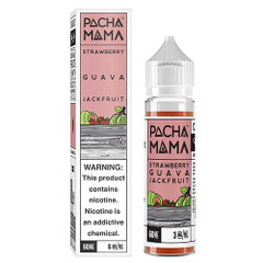 Strawberry Guava Jackfruit - Pacha Mama eLiquid 60mL