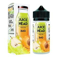 Peach Pear - Juice Head eLiquid 100ml