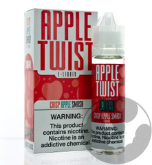 Crisp Apple Smash - Apple Twist eLiquid 60mL