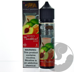 Devil's Punchbowl Ice - Khali Vapors eLiquid 60ml
