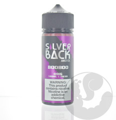BooBoo - Silverback eLiquid 120mL