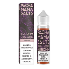 Starfruit Grape - Pacha Mama Salt 60mL