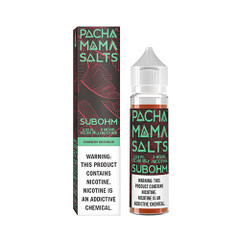 Strawberry Watermelon - Pacha Mama Salt 60mL