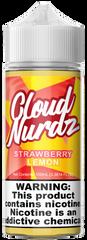 Strawberry Lemon - Cloud Nurdz eLiquid 100mL