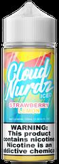 Strawberry Lemon Iced - Cloud Nurdz eLiquid 100ml