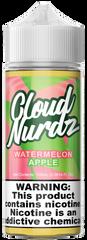 Watermelon Apple - Cloud Nurdz eLiquid 100mL