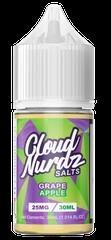 Grape Apple Salt - Cloud Nurdz eLiquid 30ml