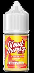 Strawberry Lemon Salt - Cloud Nurdz eLiquid 30ml