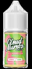 Watermelon Apple Salt - Cloud Nurdz eLiquid 30ml