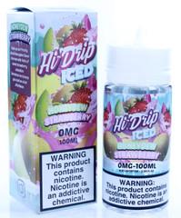 Iced Honeydew Strawberry - Hi-Drip eLiquid 100mL