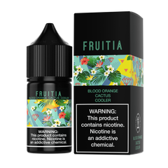 Blood Orange Cactus Cooler - Fruitia Salts