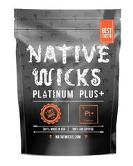 Native Wicks - Platinum Plus Cotton