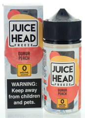 Guava Peach Freeze - Juice Head eLiquid 100ml