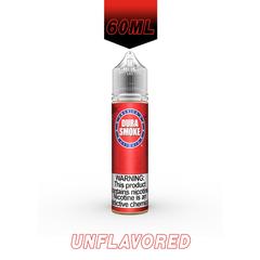 Durasmoke - Unflavored E-Liquid