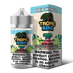 Cucumber Cooler - Tropic Candy King E-Liquid