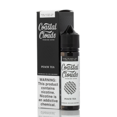 Peach Tea - Coastal Clouds E-Liquid