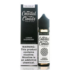 The Traveler (Lemon Raspberry) - Coastal Clouds E-Liquid