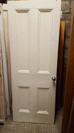 Salvaged Period 4P Door