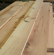 6 3/4'' Yellow pine boards