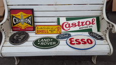 Assorted Motoring signs