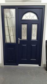 composite door sample 3