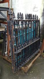 assorted gates/railings