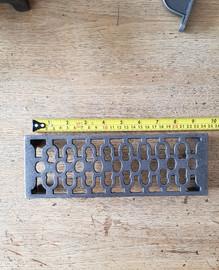 Cast Iron brick vents style 2