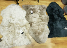 sheep skin rugs