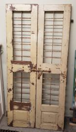 shutter doors style 4