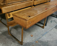 old school desks