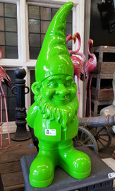 giant coloured gnome