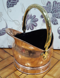 copper scuttle (medium)
