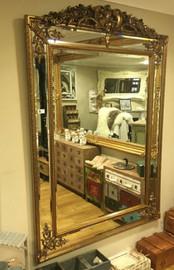 gold mirror M24