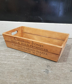 WOODEN CRATE 1