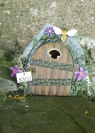 Fairy House Door