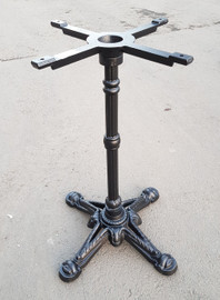 cast iron table base 1