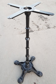 cast iron table base 3
