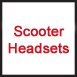 Scooter Headsets