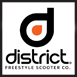 District Freestyle Scooters Decks