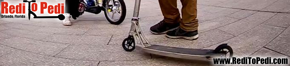 Buy Ethic DTC Scooters here in Orlando, Florida.
