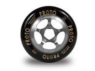 Proto Scooters Gripper Wheels-110mm - Black on Grey