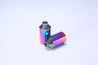 Envy Aluminum Peg Oil Slick with Axle