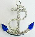 Crystal Anchor pin