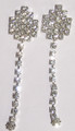 Crystal Earrings - dangling