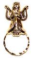 SPEC pin Standing Angel