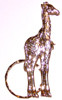 SPEC pin large Giraffe